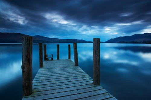 twilight-over-Derwentwater-Lake-District